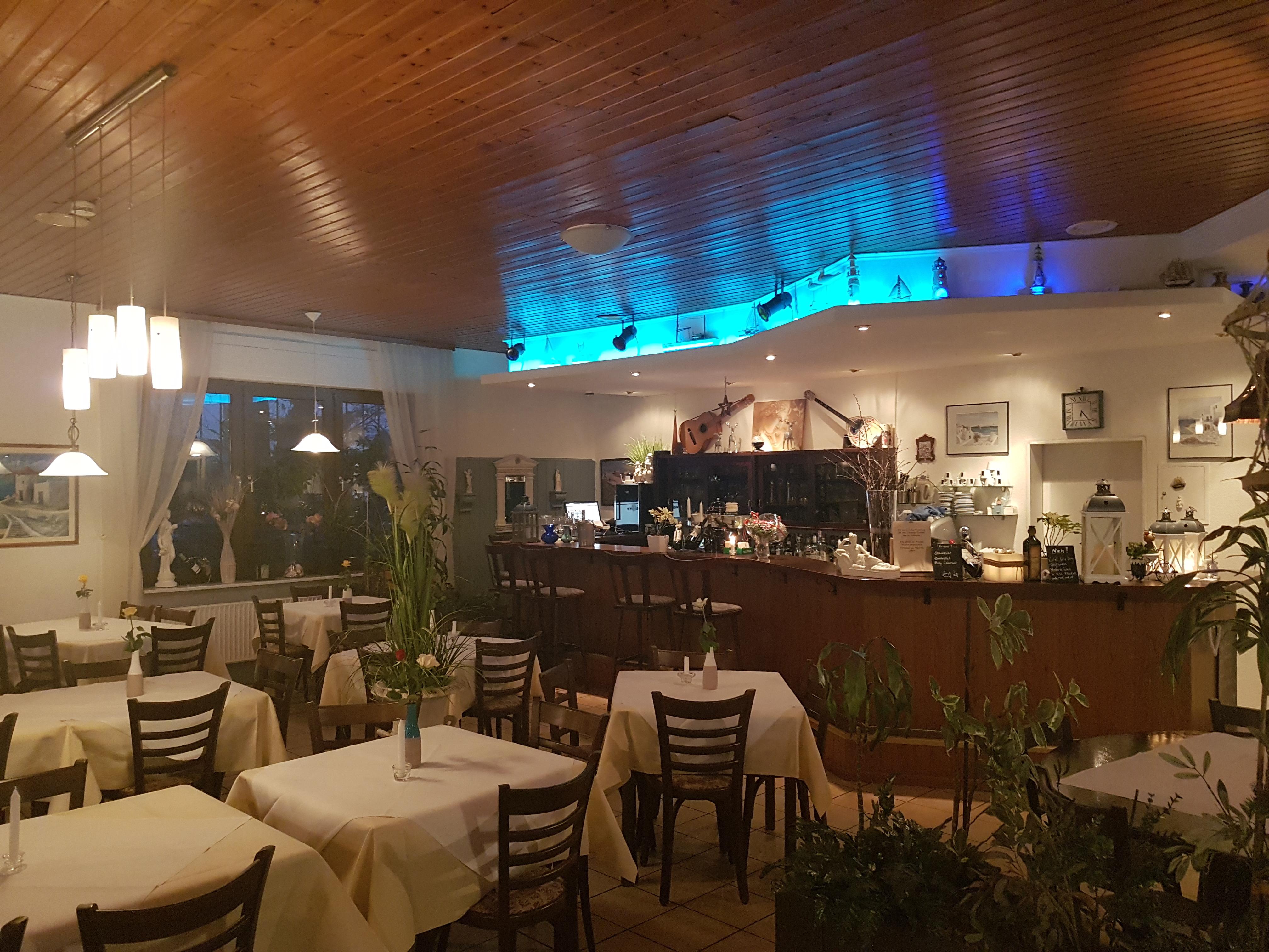 Restaurant Zur Waldau Innen Bar
